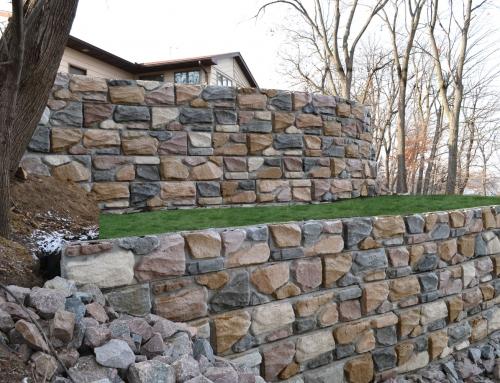 BIG Walls make a BIG difference!