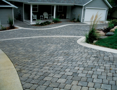 Permeable Pavers allow you to have the driveway you need.