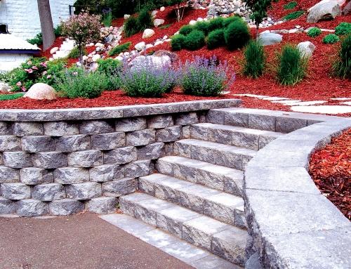 LondonStone Granite Blend Steps