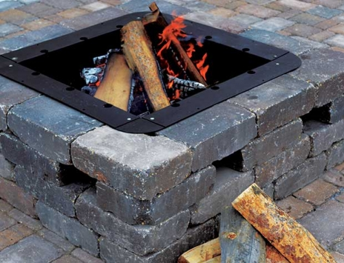 Build simple and amazing fire pits with London Products