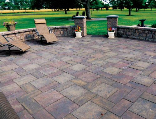LondonPaver Patio Stone Autumn Blend