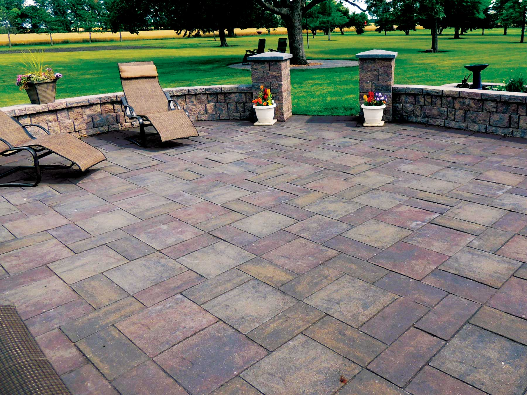 Londonpaver Patio Stone Autumn Blend Welcome To